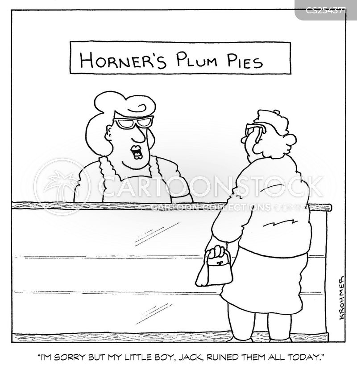 jack horner cartoon