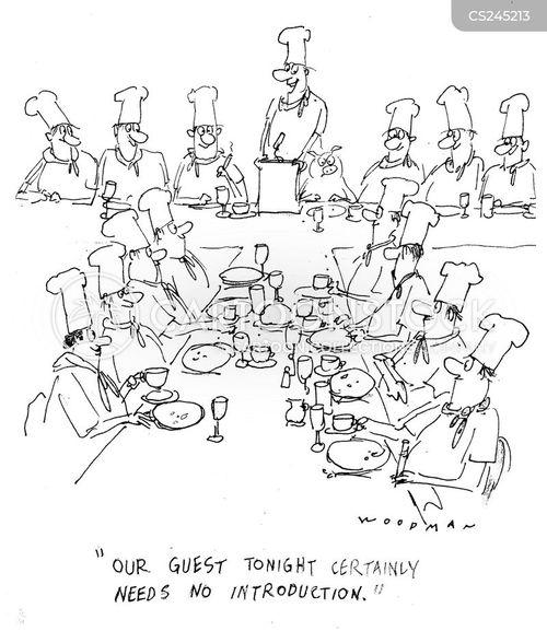 pig roast cartoon