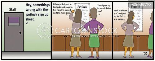 naivety cartoon