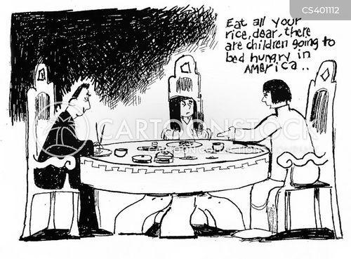 war on poverty cartoon