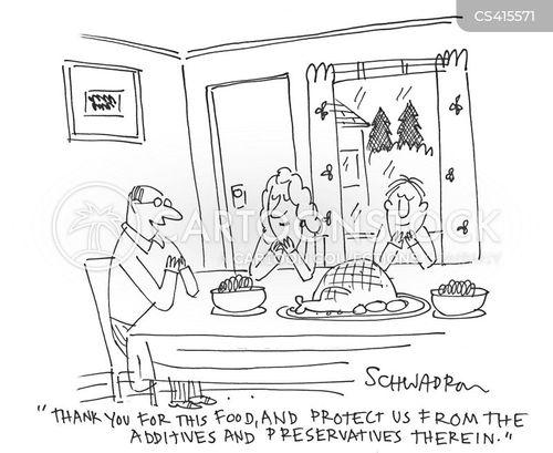 health scares cartoon