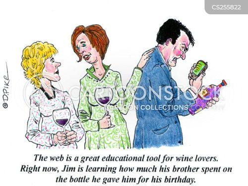 educational tools cartoon