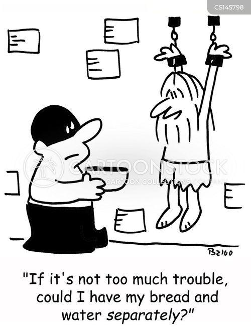 prison foods cartoon