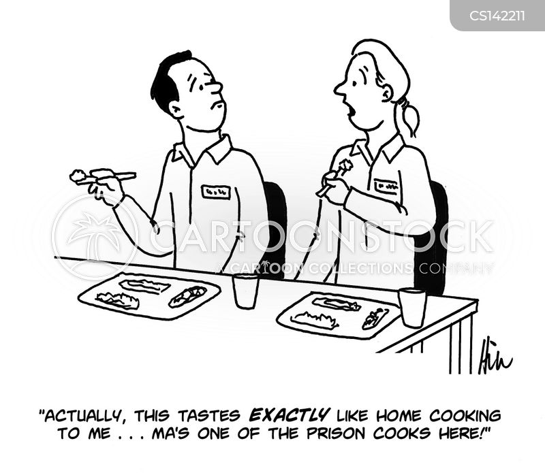 cooking skills cartoon