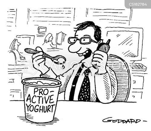 management speak cartoon