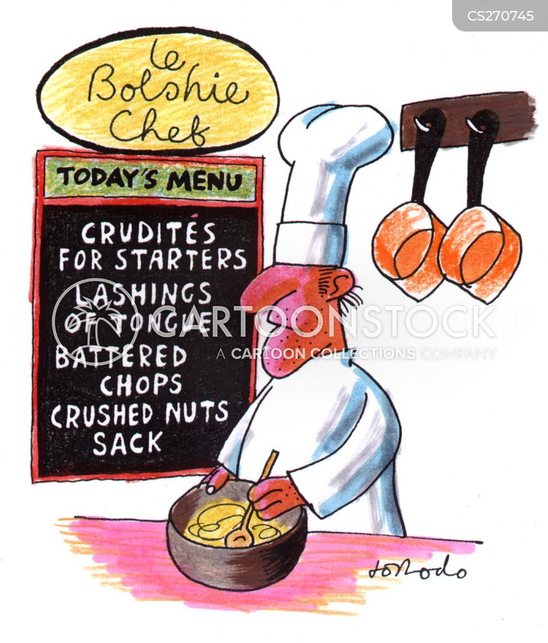bolshiness cartoon