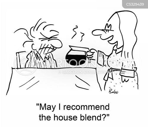 blend cartoon