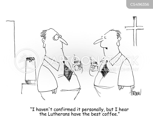 christian denomination cartoon