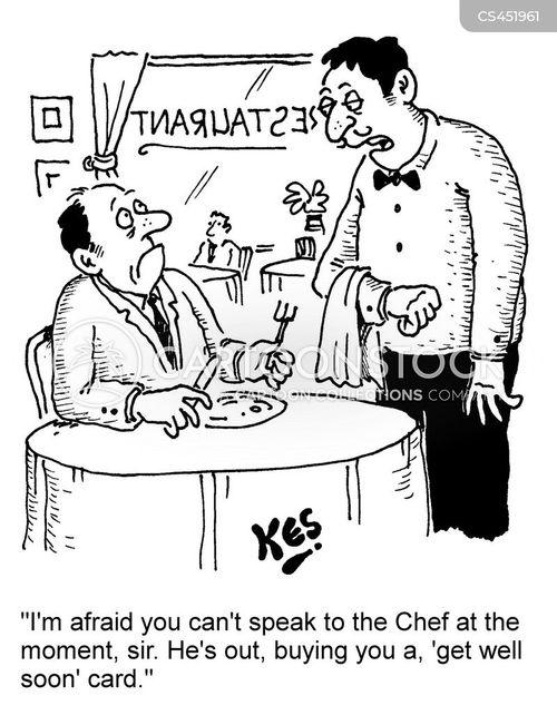bad meat cartoon