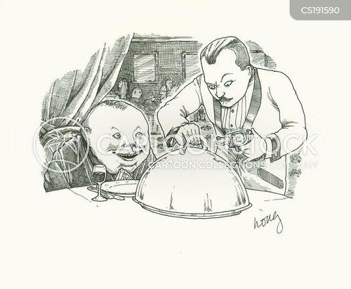 glutton cartoon