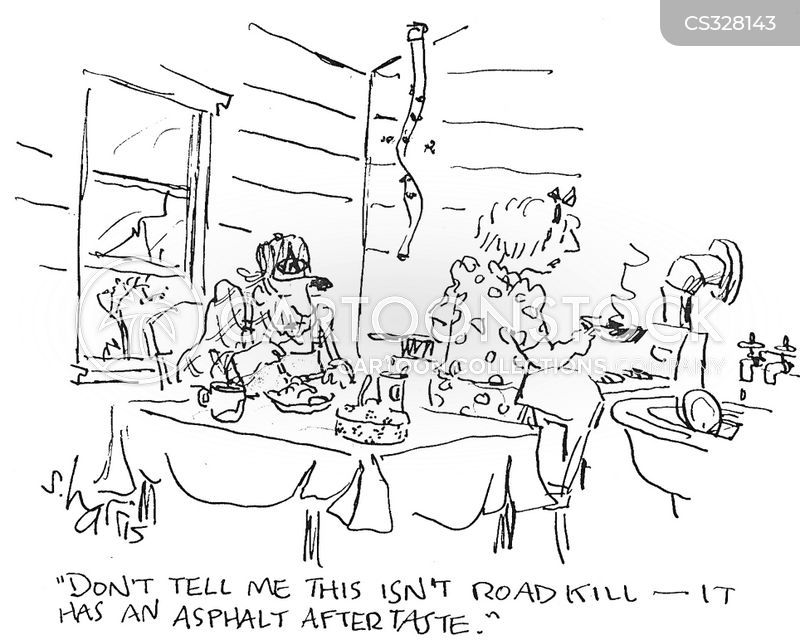 food bill cartoon