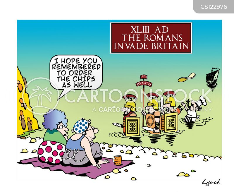 Roman Invasion cartoons, Roman Invasion cartoon, funny, Roman Invasion picture, Roman Invasion pictures, Roman Invasion image, Roman Invasion images, Roman Invasion illustration, Roman Invasion illustrations