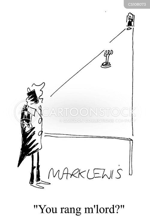 aristocratic cartoon