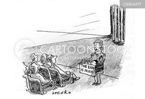 scare-mongering cartoon