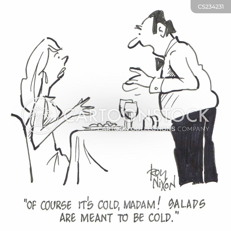 cold foods cartoon