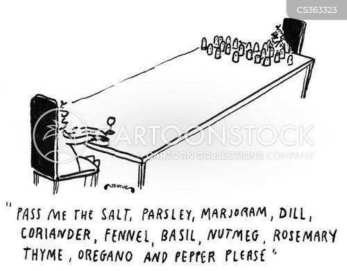 fennel cartoon