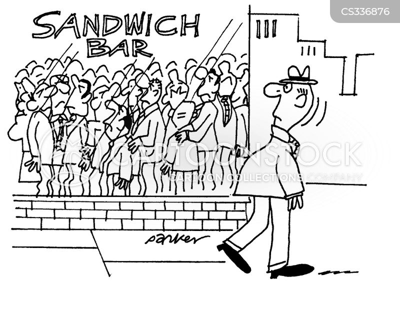 Sandwich Bar cartoons, Sandwich Bar cartoon, funny, Sandwich Bar picture, Sandwich Bar pictures, Sandwich Bar image, Sandwich Bar images, Sandwich Bar illustration, Sandwich Bar illustrations