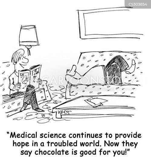 scienctist cartoon