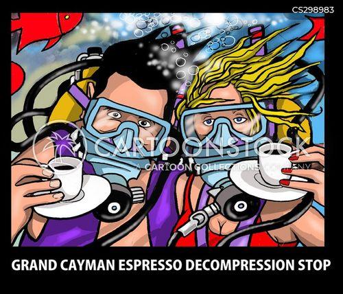 espresso cartoon
