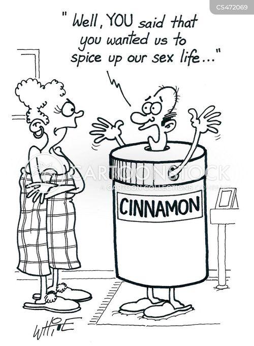 cinnamon cartoon