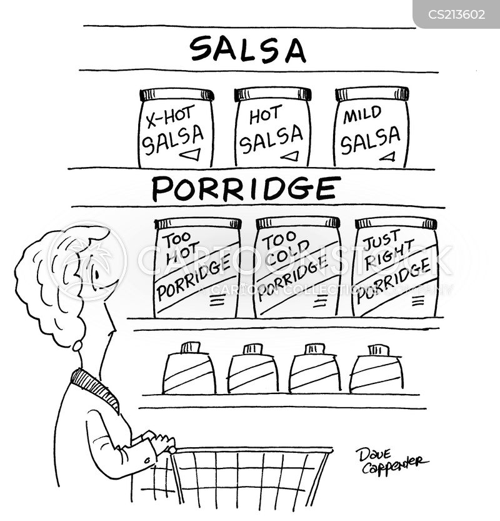 cheap food cartoon