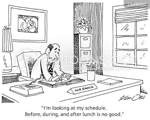 availability cartoon