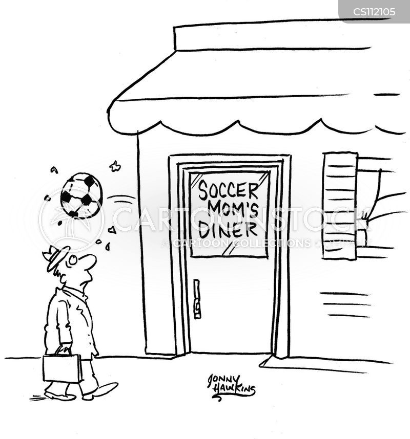 recreational sports cartoon