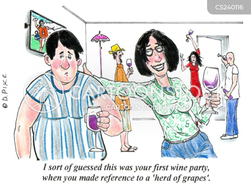 social embarrassments cartoon