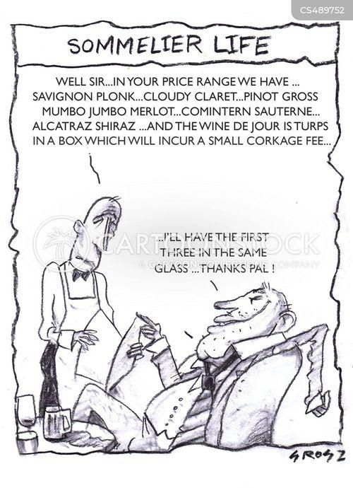 licensed premises cartoon