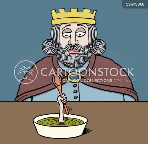 wooden spoon cartoon