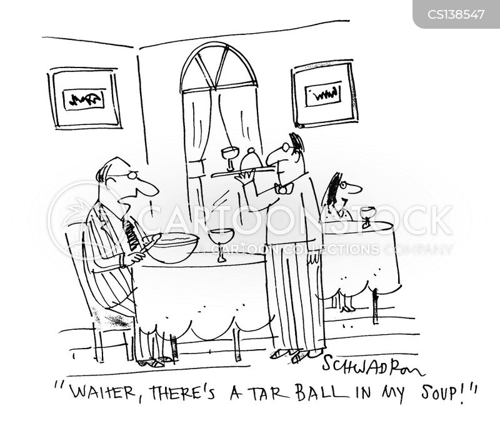 tar cartoon