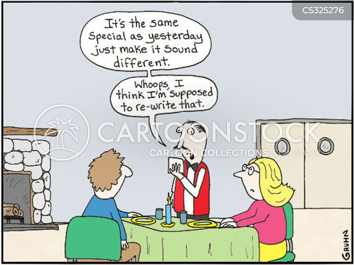 prompt cards cartoon