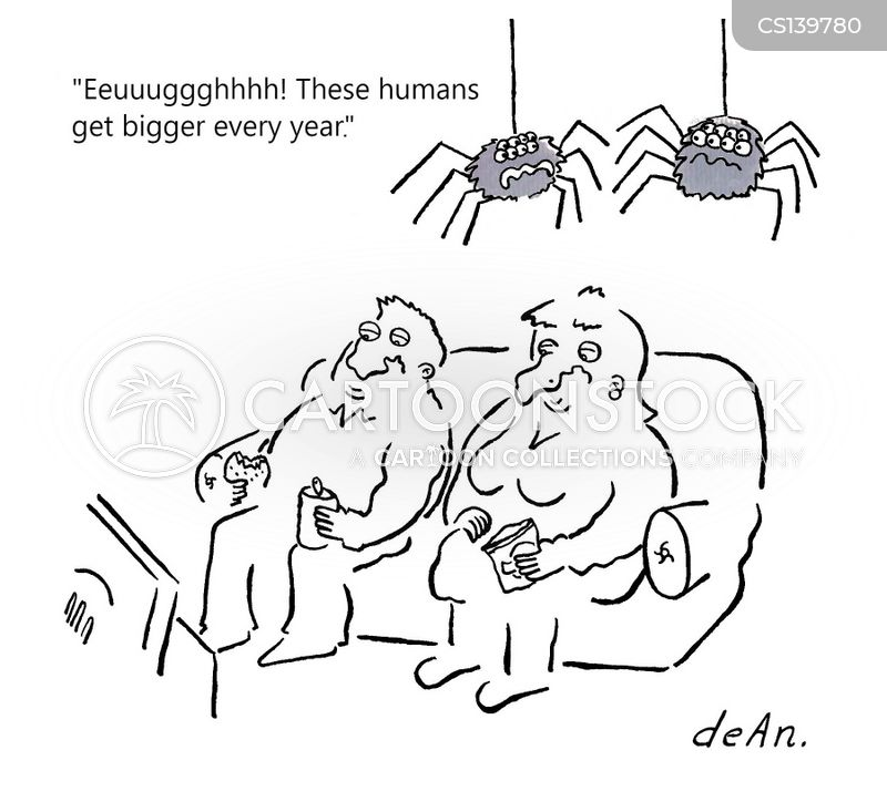 arachnid cartoon