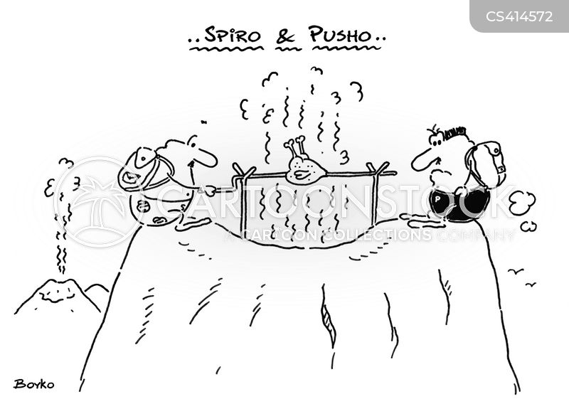 cooking fires cartoon