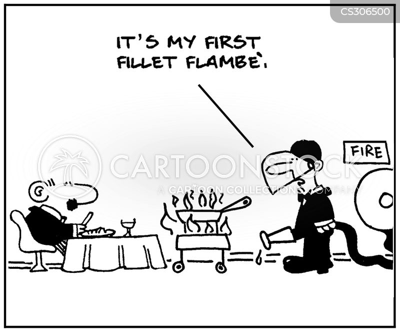 fillet cartoon