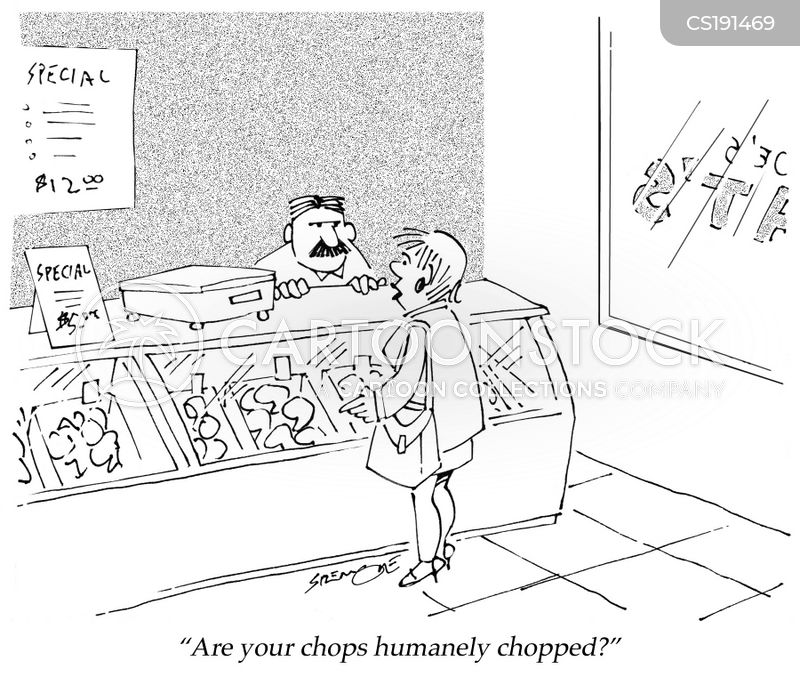 chop cartoon