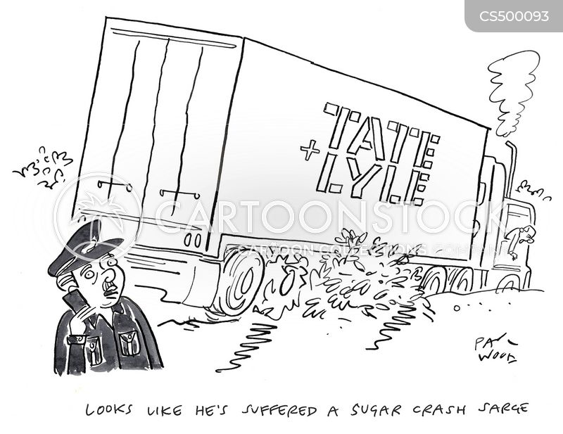 delivery lorry cartoon