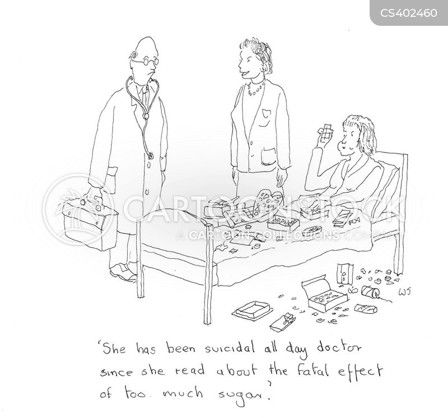 sugars cartoon