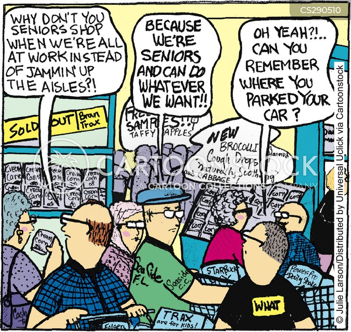 aisles cartoon