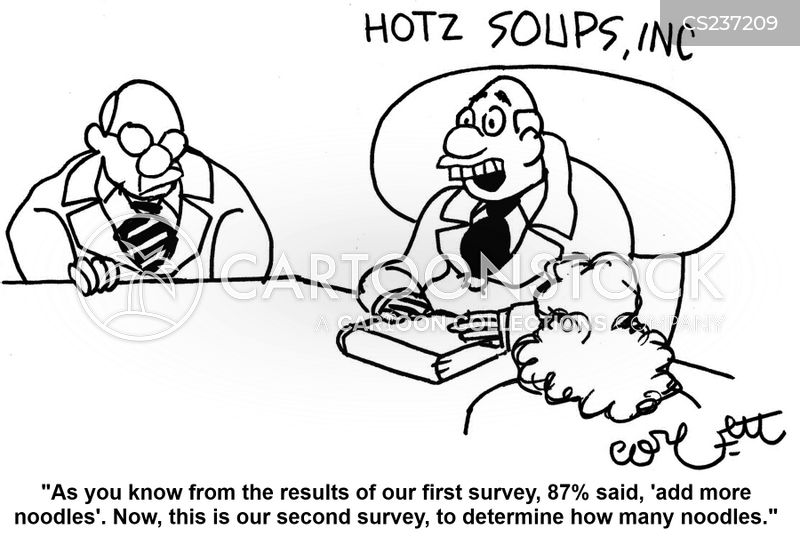 soup company cartoon