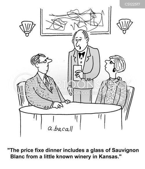 fixed price cartoon