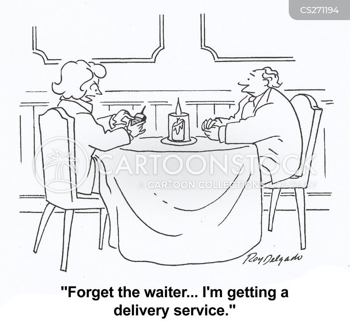 slow services cartoon
