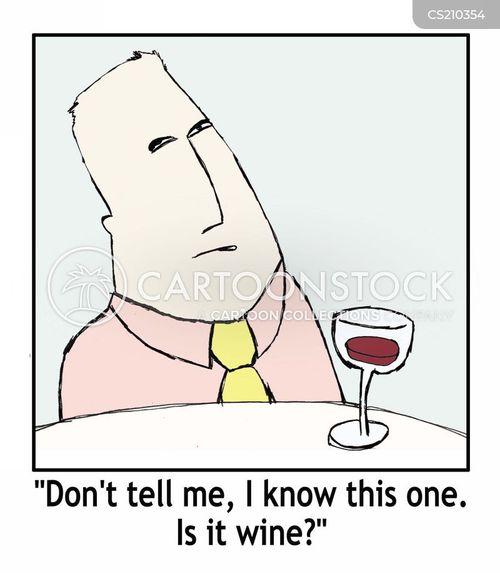 taste test cartoon