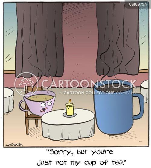 beverages cartoon