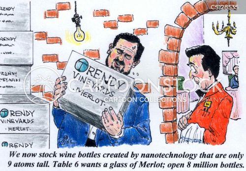 nanotechnology cartoon