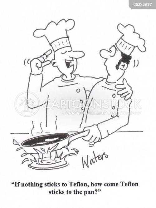 cookery school cartoon