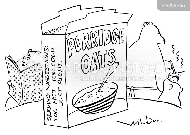 oats cartoon
