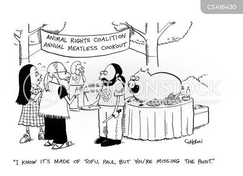 hog roasts cartoon
