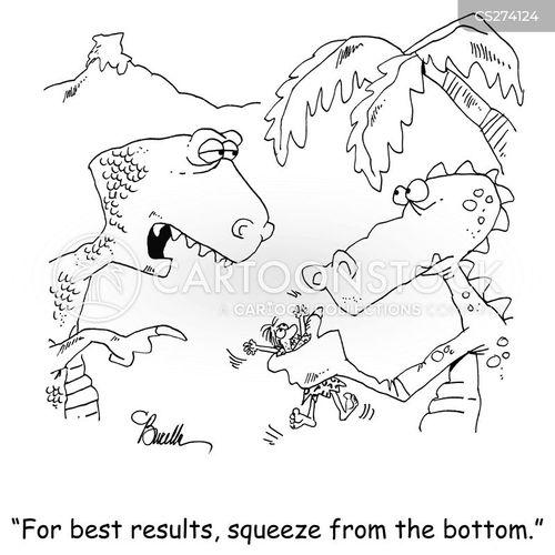 toothpastes cartoon