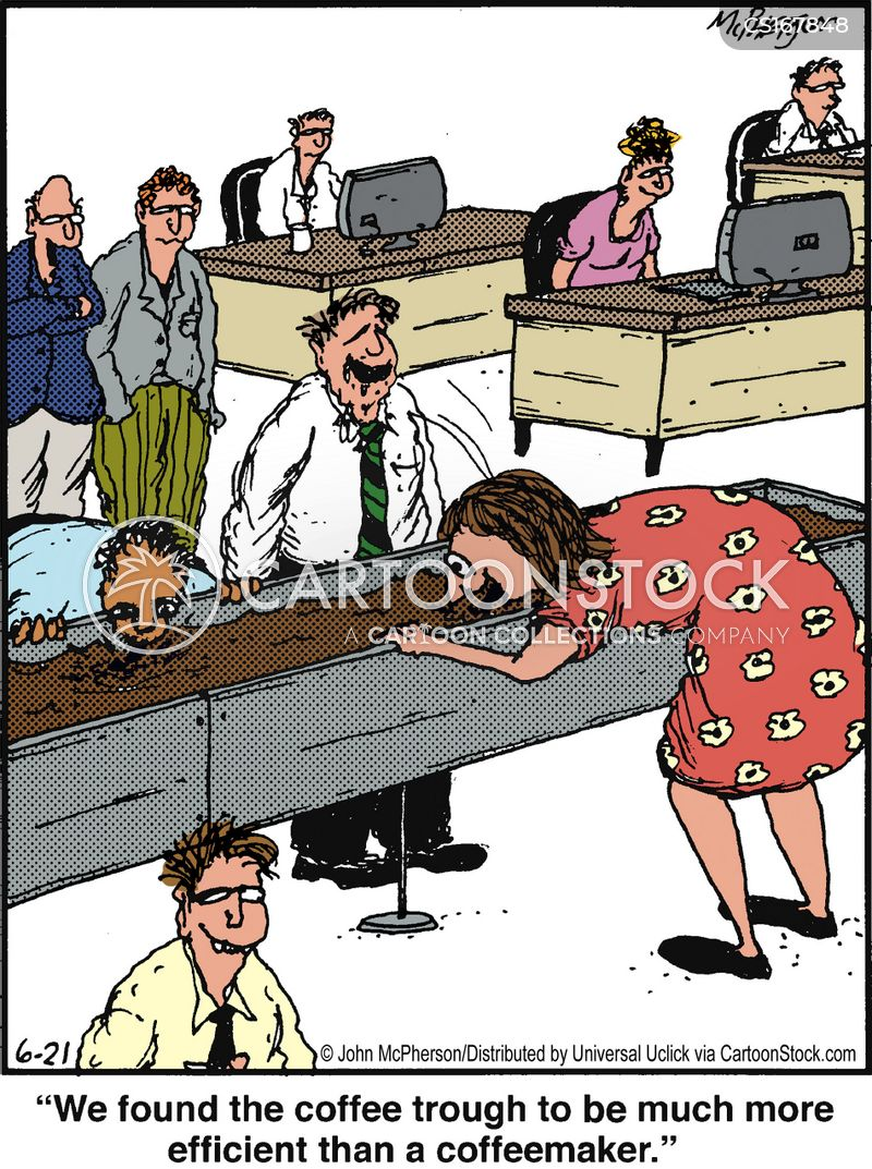 office innovations cartoon